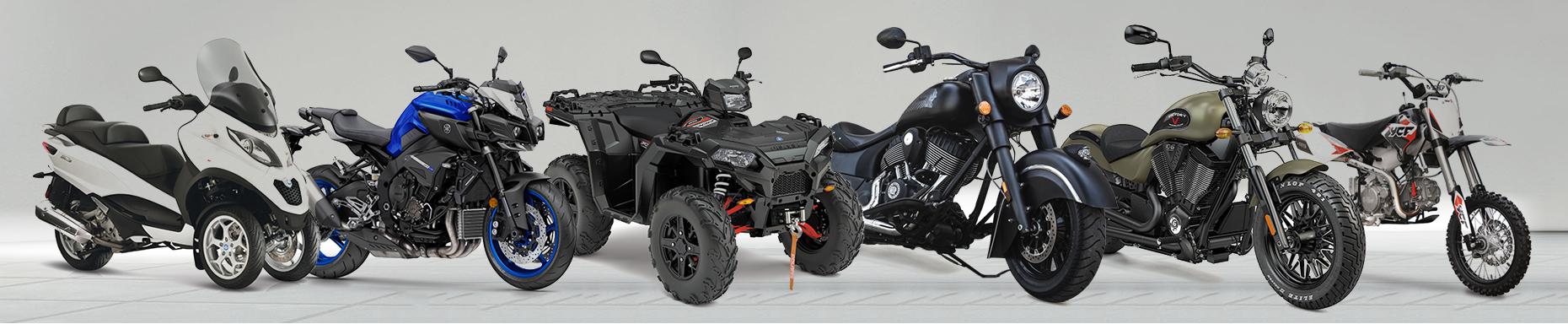 gammes alain moto